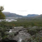 Syksyinen Stora Sjöfallet
