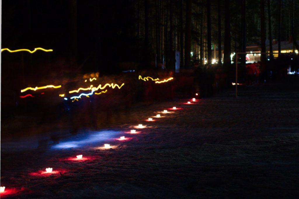 Kynttiläpolku