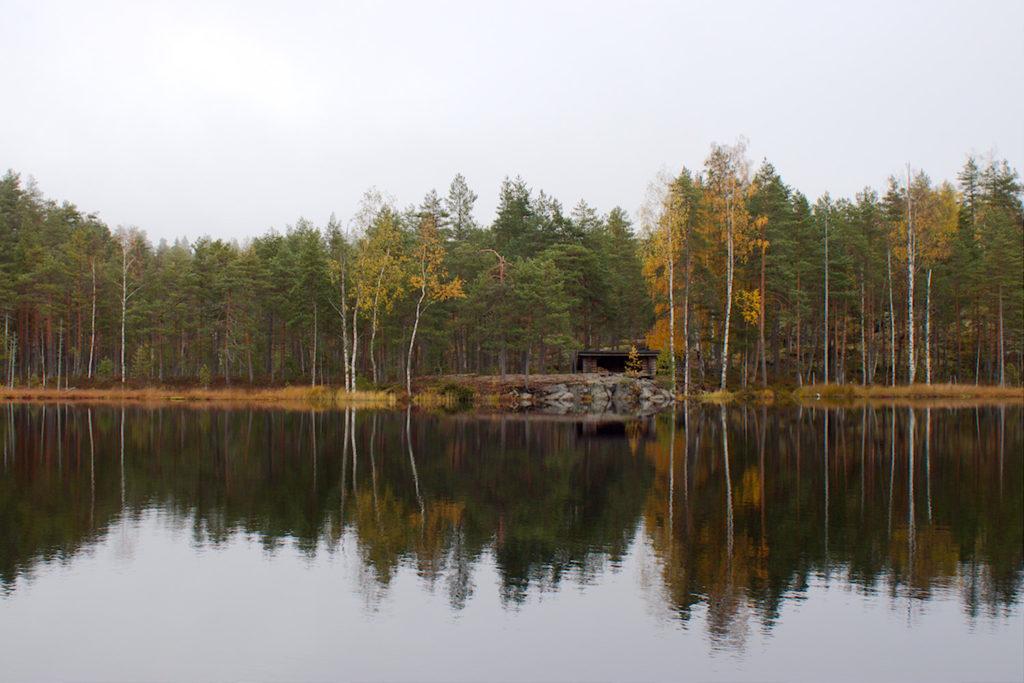 Vahterjärven laavu