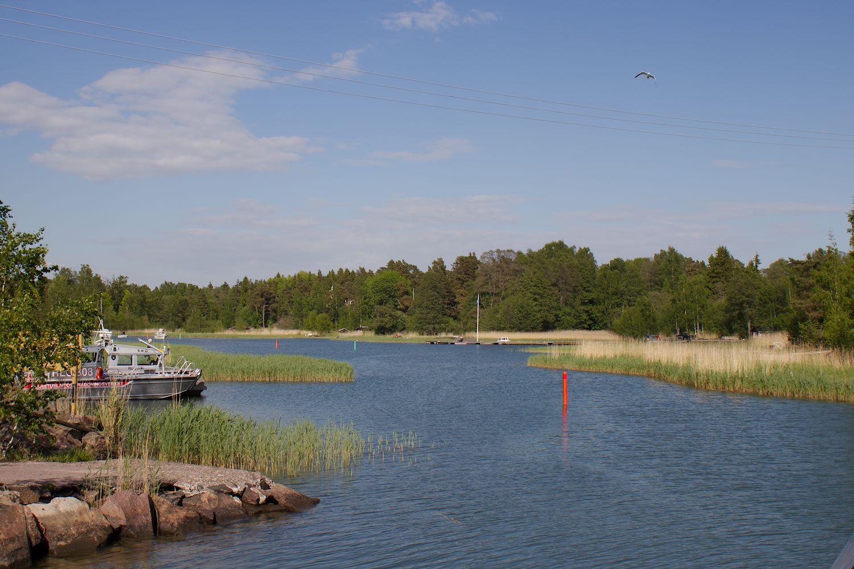 Suinonsalmi, Espoo