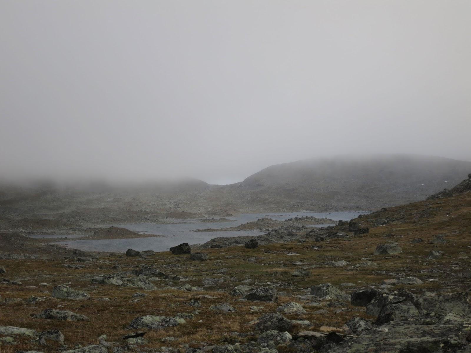 Stáhpaijåhkån maasto on kuin toiselta planeetalta
