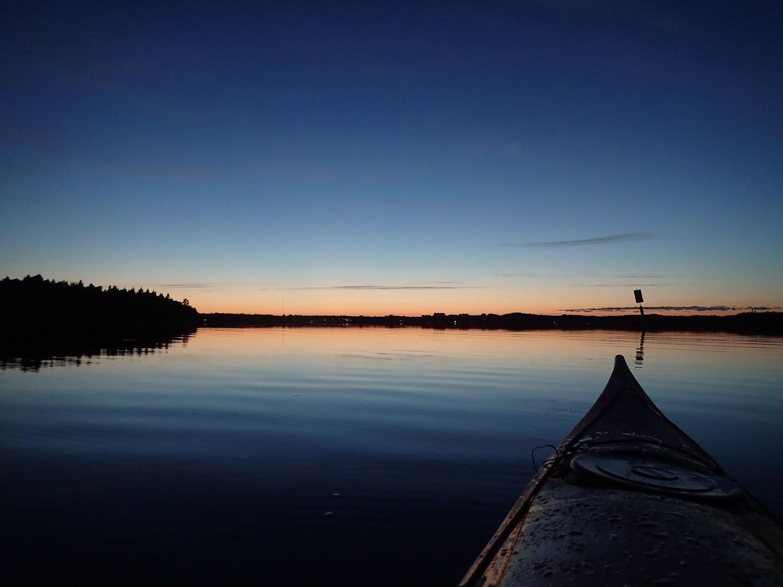 Medvästsundet, Espoo