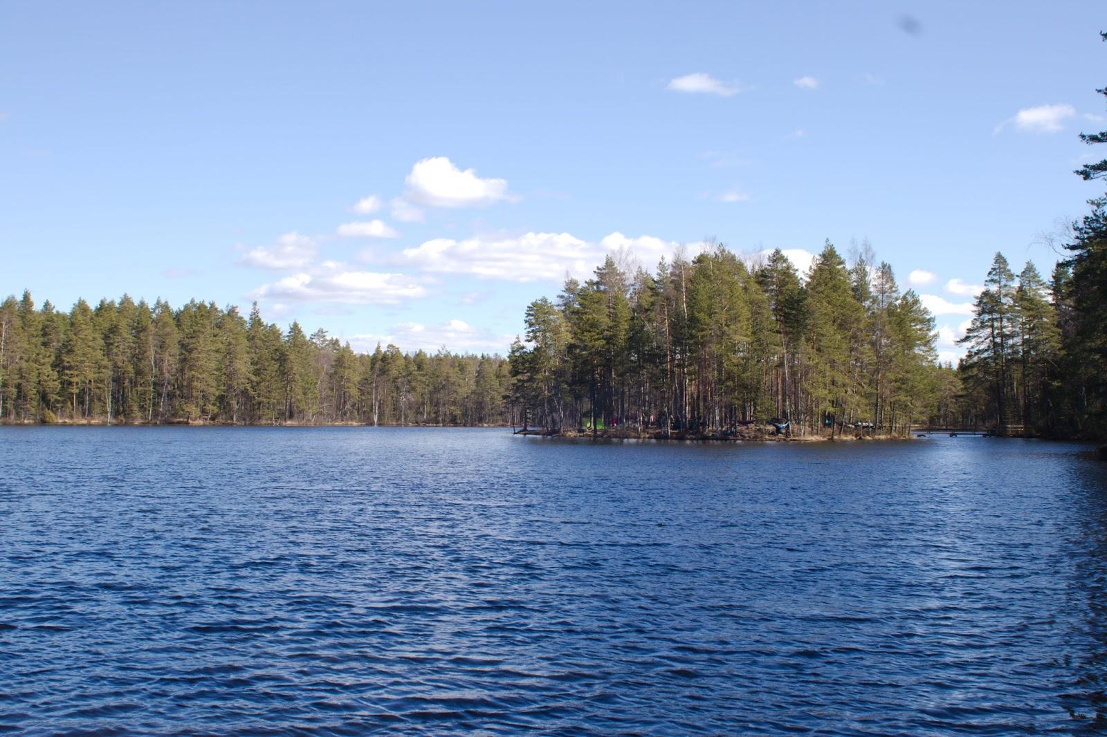 Holma-Saarijärvi, Nuuksio
