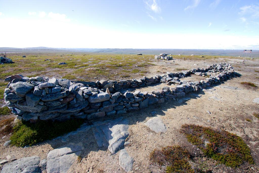 Kivilaiva Isonkivenvaaralla