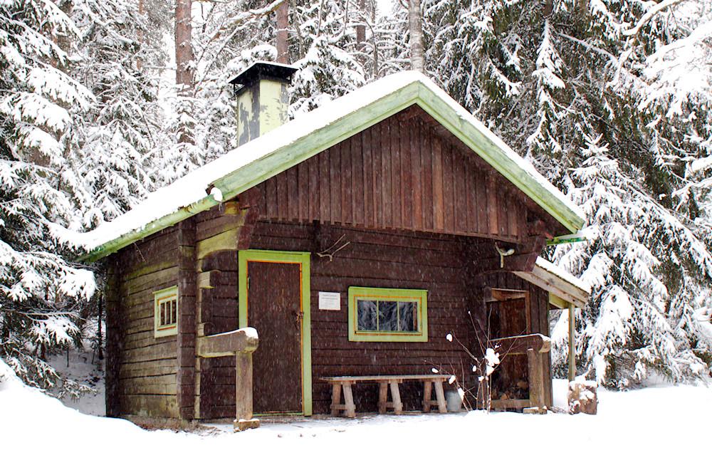 Hyypiön sauna