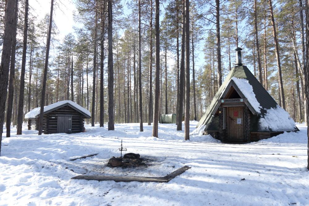 Äkässaivo Ylläksellä -rauhallinen ja vaikuttava retkikohde myös talvella
