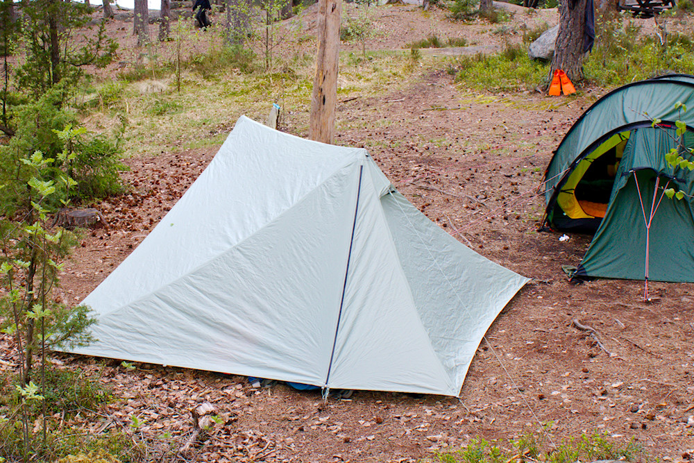 X-mid 2p ultrakevyt teltta
